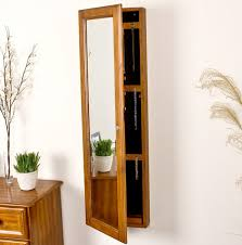 full length mirror jewelry armoire full length mirror jewelry box