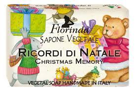 Купить <b>натуральное мыло merry christmas</b> ricordi di natale ...