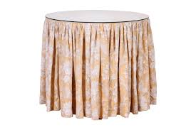 24 inch round decorator table