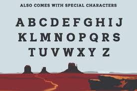 Sheriff Font By Denestudios Creative Fabrica