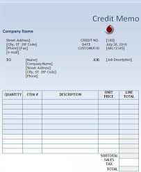 Sample Credit Memorandum Credit Memo Definition Now Is The Time For You To Know The
