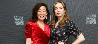 Starring sandra oh and jodie comer, killing eve centers on two women: Skin To Skin Affect And The Curious Congealing Of Desire In Killing Eve By Derek Lu Pop Culture Lemonade Medium