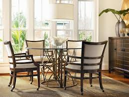 swivel dining chairs with casters. Picture 37 Of - Dining Room Chairs With Casters Unique Swivel