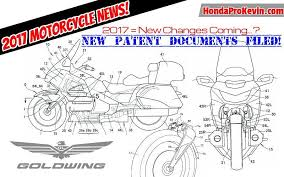 2018 honda goldwing 1800. plain goldwing 2017 honda gold wing review of specs  changes on patent documents   motorcycle news on 2018 honda goldwing 1800