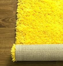 yellow round rug light soft cloud microfiber ultra area for nursery uk yellow round rug