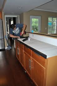 pour in place concrete counters