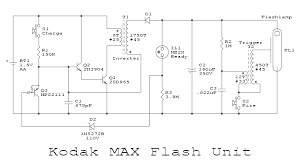 notes on the troubleshooting and repair of electronic flash units notes on the troubleshooting and repair of electronic flash units and strobe lights and design guidelines useful circuits and schematics