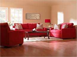 red living room ideas wild country