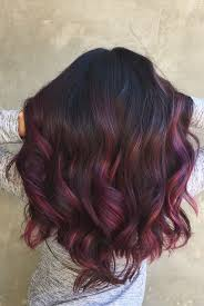 Hair Color Trends 2017 2018 Highlights