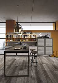 Loft Kitchen Industrial And Rustic Designs Resurfaced By The New Loft Kitchen