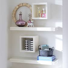 Decorative wall shelving Globe Pbteen Walltowall Shelving Pbteen