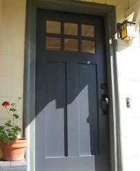 blue front doorNavy Blue Front Door  Porch  San Francisco  by Green Plum