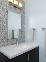 Small Picture Photos Hgtv Small Dining Room With Mosaic Tile Accent Wall idolza