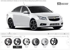 Chevy Cruze Bolt Pattern