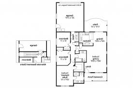 home plans 50 foot wide lot new 30 ft wide house plans house plan for 30
