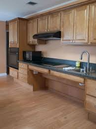 Handicap Accessible Kitchen Cabinets Gallery Capable Living Llc