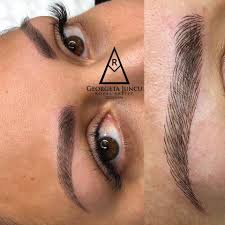 If you have been wanting your eyebrows done, call microblading charlotte today! Microblading Phi Brow Master Skin Apeel Cary Nc