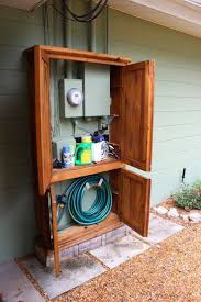 Diy Outdoor Cabinet Interior Exterior Ideas Kitchen Outdoor - Exterior storage cabinets
