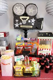 fun ideas for a birthday party at home. movie night party ideas fun for a birthday at home w