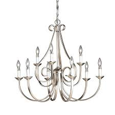 lighting 9 light chandelier view larger kichler grand bank