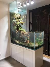 Aquarium Mural Design Wall Mounted Fish Tank And Aquarium Home Aquarium Amazing