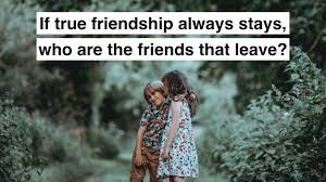 Why Worrying About Losing A Friend Is Unnecessary Enchanting Losing A Friendship