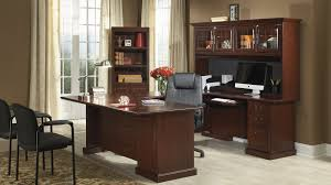 classic office desks. Heritage Hill - Classic Cherry Office Desks N