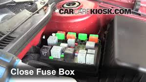 blown fuse check 1999 2004 oldsmobile alero 2003 oldsmobile 6 replace cover secure the cover and test component