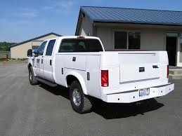 Truck Bodies - Service and Utility Bodies