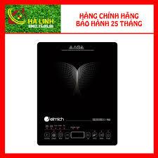 Bếp Điện Từ Elmich ICE-7952 - Bếp từ đơn Elmich công suất 2100W - Bếp từ cảm