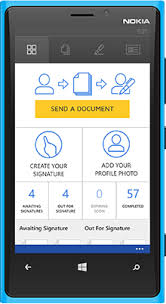 Sign In App Free Electronic Signature App Docusign Mobile