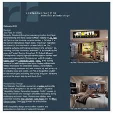 Interior Design Newsletter Mesmerizing Newsletters Rowlandbroughton