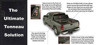 Fold-a-Cover Tonneau Covers | A Division of Steffens Automotive
