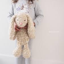 Crochet Floppy Ear Bunny Pattern