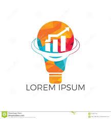 Start Logo Design Start Up Logo Design Light Bulb With Arrow Logo Design