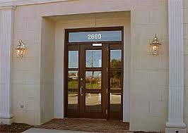commercial front doorsDoors by Decora  Commercial Collection  DbyD6065