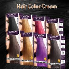 Permanent Lovely Ammonia Free Hair Color Cream With Hair Chart Buy Lovely Hair Color Cream Ammonia Free Hair Color Permanent Hair Color Product On