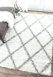 white plush area rug black and white round area rug area rugs large rugs furry white white plush area rug