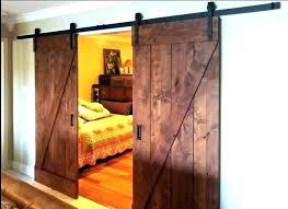 double door barn doors sliding interior image of track arm tracker plans b double barn door