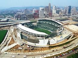 Paul Brown Stadium Cincinnati Oh Seating Chart View We