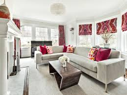 Of How To Decorate A Living Room 12 Living Room Ideas For A Grey Sectional Hgtvs Decorating