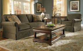 unusual living room furniture. Imposing Design Broyhill Living Room Furniture Unusual Beige Leather Sofas With Decorative Cushions T