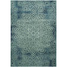 safavieh constellation vintage power loomed 8 10 x 12 2 runner area rug multi colour only