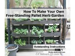Great Garden Design With Diy Pallet Vertical ...