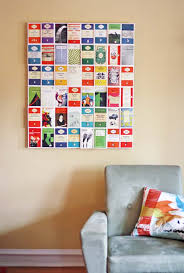 >37 awesome diy wall art ideas for teen girls diy wall art ideas for teen rooms diy postcard wall art cheap and easy