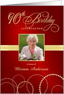 90 Birthday Party Invitations 90th Birthday Invitations From Greeting Card Universe