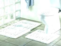kmart bathroom rug sets rugs at nice looking 5 piece 3 bath and toilet covers