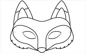 Animal masks make for an excellent party theme! Animal Mask Template Animal Templates Free Premium Templates