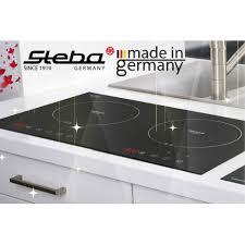 Đồ Bếp Đức Nội Địa Xịn - Rẻ Vô Địch - Kimi Shop - 😍BẾP TỪ ĐÔI STEBA IK300  DƯƠNG VÀ ÂM THÔNG SỐ KỸ THUẬT: Tổng công suất : 3100W Bếp