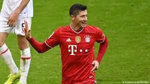 All of lewandowski's record 41 goals (1:41). Robert Lewandowski The Unbelievable Bundesliga Stats Sports German Football And Major International Sports News Dw 20 03 2021